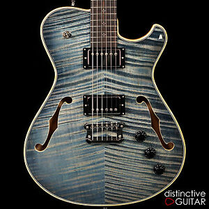 NEW KNAGGS TIER 2 CHENA WINTER SOLSTICE CUSTOM HOLLOWBODY PAF ELECTRIC GUITAR