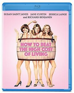 How to Beat the High Cost of Living New Blu ray Dolby $22.95