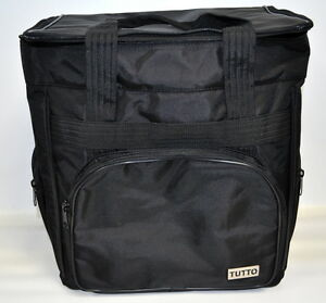 Tutto Serger and Sewing Accessory Bag Black $58.46