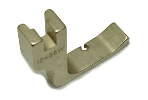 Sewing Machine Right Cord Foot Wide 12435W $5.36