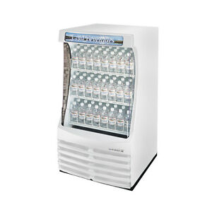 Beverage Air BZ13HC-1-W Open Air Curtain Refrigerated Merchandiser