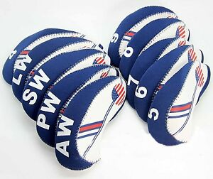NEW For Ping Union Jack Golf Iron Covers Headcovers 10X $12.98