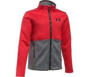 Boy's Under Armour Storm Softershell Jacket - 1280618