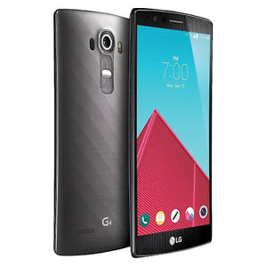 LG G4 - 32GB - Metallic Gray (T-Mobile) Smartphone  Very Good Condition