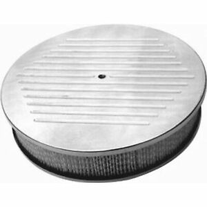 RPC - Racing Power Co R6801 Air Cleaner Polished Aluminum 14