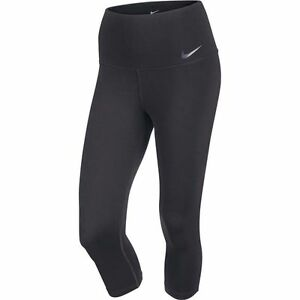 WOMENS NIKE DRI FIT TIGHT FIT SCULPT TRAINING CAPRI 548518 010 XS BLACK NWT