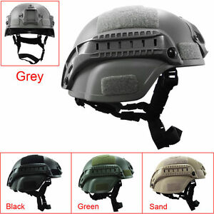MICH2000 Simplified Action Type Military Tactical Combat Helmet For Airsoft