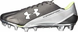 New Under Armour UA Speedform MC Football Cleats 1258013-003 Sz 9 Cam Newton