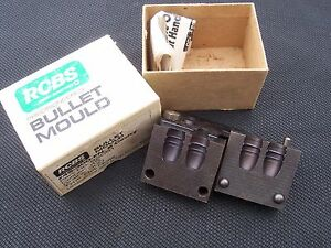 RCBS RC82051 RCBS 45-300 FN 2 Cavity Bullet Mould