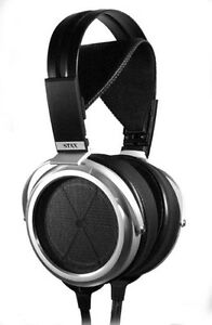 STAX SR-009 electrostatic ear speakers SR009 With tracking EMS From