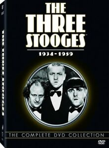 The Three Stooges: 1934 1959: The Complete DVD Collection New DVD Bo