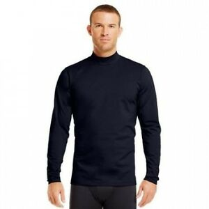 Under Armour ColdGear Infrared Tactical Fitted Mock Black XL 1244393001XL. Shipp