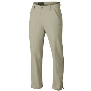 NEW Oakley Take 2.5 Wood Grey Golf Pants Men's Size 38x34