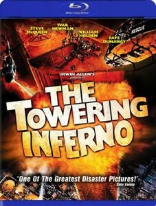 The Towering Inferno New Blu ray Ac 3 Dolby Digital Dolby Digital $9.94