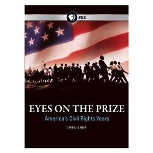 Eyes on the Prize: America's Civil Rights Years 1954 1965 New DVD
