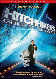 The Hitchhiker#x27;s Guide to the Galaxy New DVD Widescreen