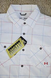 NEW Under Armour Shirt Loose Fit Heat Gear Size M Hydro UPF Quick Dry