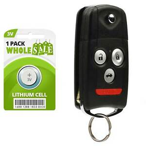 Replacement For 2009 2010 2011 2012 2013 2014 Acura TSX Key Fob Remote $17.47