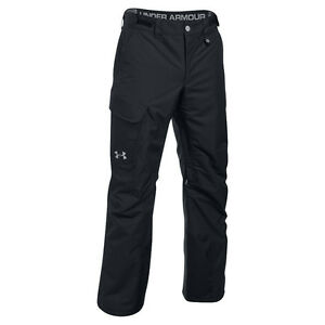 Under Armour Men's ColdGear Infrared Insulated Chutes Ski Pant  NEW  1