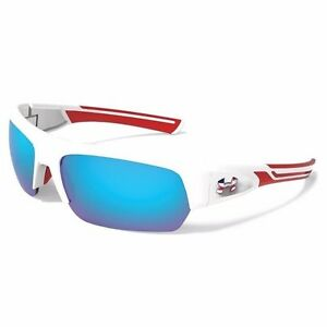 Under Armour Big Shot - Freedom Limited Edition Sun Glasses (White}