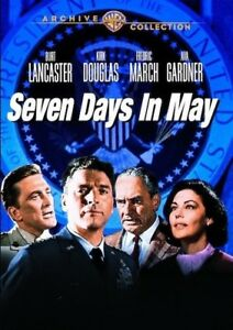 Seven Days in May New DVD $16.44