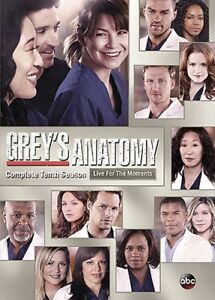 Grey#x27;s Anatomy: The Complete Tenth Season New DVD Boxed Set Dolby