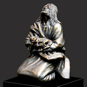 I Will Not Forget You Christian Sculpture by Timothy Schmalz (NEW)
