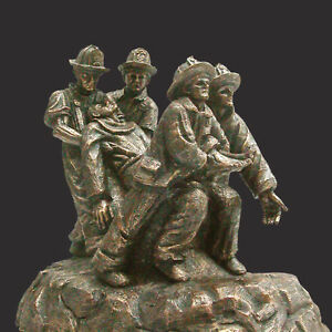 First From The Flames Christian Sculpture by Timothy Schmalz (NEW)