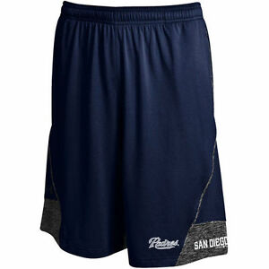 Under Armour San Diego Padres Navy Performance Loose Fit Tech Shorts