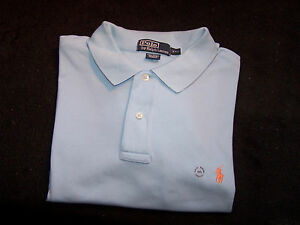 NWT - POLO RALPH LAUREN COTTON SHIRT - 2XL - CLASSIC STYLE - OUTSTANDING