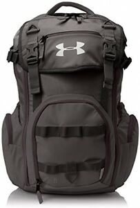 Under Armour Storm Coalition Backpack Black (001) One Size