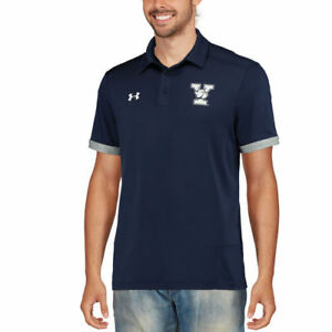 Under Armour Yale Bulldogs Navy Special Event Performance Polo - College