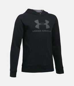 Boy's Under Armour Sportstyle Hooded Sweatshirt - 1291600