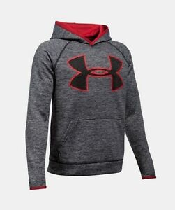 Boy's Under Armour Feece Highlight Twist Hoodie - 1281028