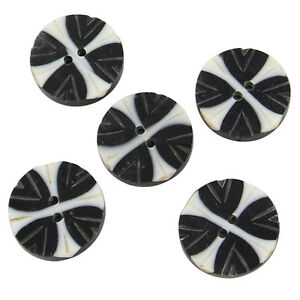 My Cross to Bear Horn Sewing Closure Button Set $8.04