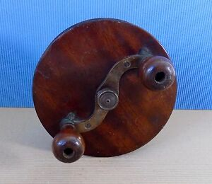Antique Fly Fishing Reel for Salmon by Chas. Lehmann