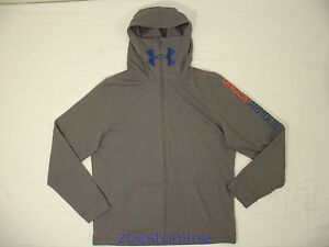 Under Armour Boy's UA Charged Cotton Challenger Hoodie Sweatshirt Youth X-Large