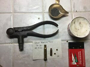 Ideal Reloading Tool (30-30)