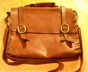 Leather Possibles Bag - Large - DAS