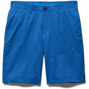 NWT Men's Under Armour UA Match Play Vented Golf Shorts Size 34 1272358
