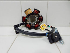 STATOR MAGNETO 6 COIL POLE FOR COOLSTER MAX TRADE 125cc ATVS *OEM*