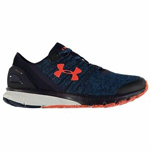 Under Armour Charged Bandit 2 Running Shoes Mens PeacockNvy Trainers Sneakers