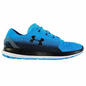 Under Armour Speedform SlingRide Running Shoes Mens BluWht Trainers Sneakers