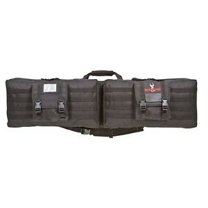 Safariland 3-Gun Competition Case Black 4556-4
