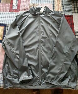 Under Armour Golf Storm Waterproof Windproof Jacket 2XL XXL Awesome Jacket