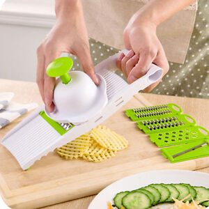 Multi Mandoline Vegetable Slicer Grater Kitchen Set Dicer Slicer Potato Carrot