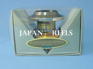 SHIMANO 08 STELLA SW 10000 GENUINE SPOOL fit 8000 14000 *1-3 DAYS FAST DELIVERY*