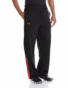 Under Armour Men's Campus WU Pant X-Large BlackRedRed Pants New