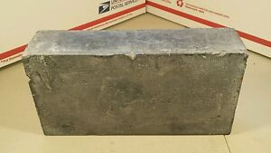 Brick 26 lbs Soft Lead excellant for Ballast race cars casting bullets sinkers