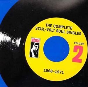 The Complete Stax-Volt Soul Singles Vol. 2: 1968-1971 [Box] by FantasyStax.